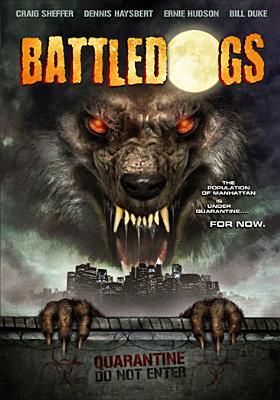 BATTLEDOGS BY HAYSBERT,DENNIS (DVD)