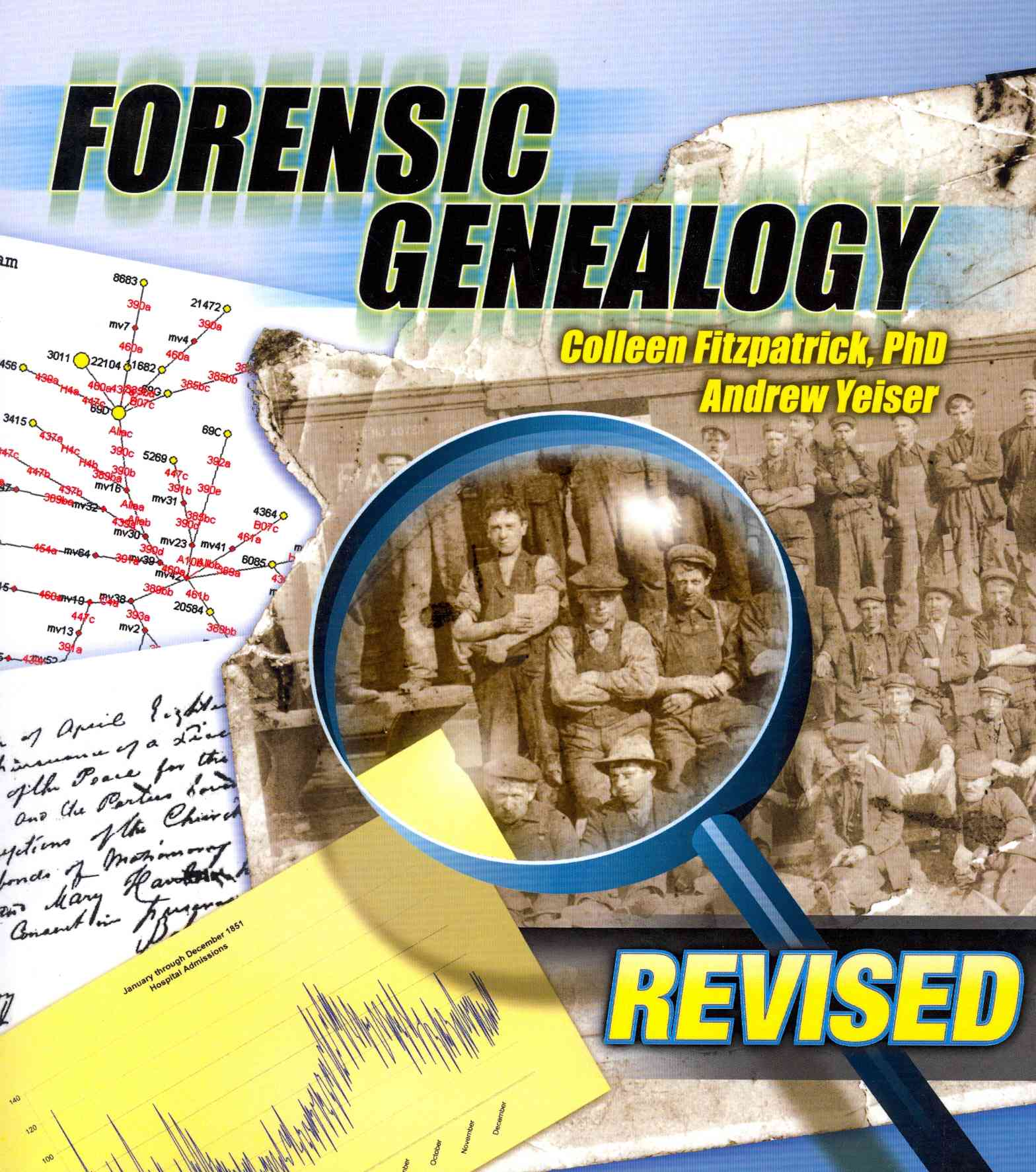 Forensic Genealogy By Fitzpatrick, Colleen, Ph.d/ Yesier, Andrew